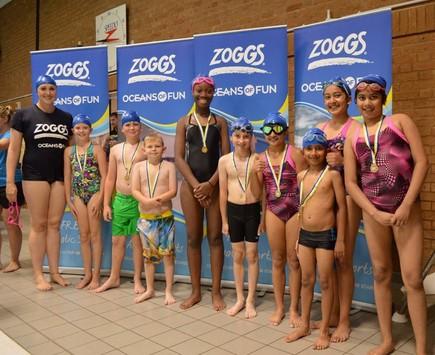 woughton swimming pool milton keynes oceans of fun in milton keynes as 250 children take part