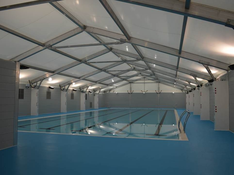 Bridlington Olympic Legacy Pool Total Swimming