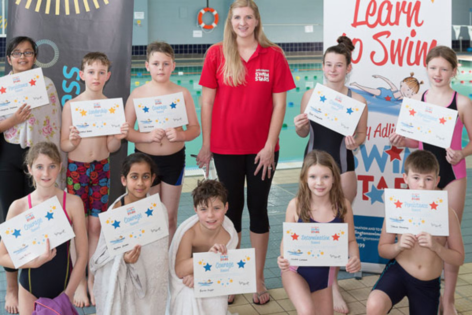 School-swimming-certificates