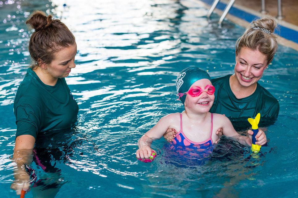 Waterside Leisure Club Didsbury Total Swimming
