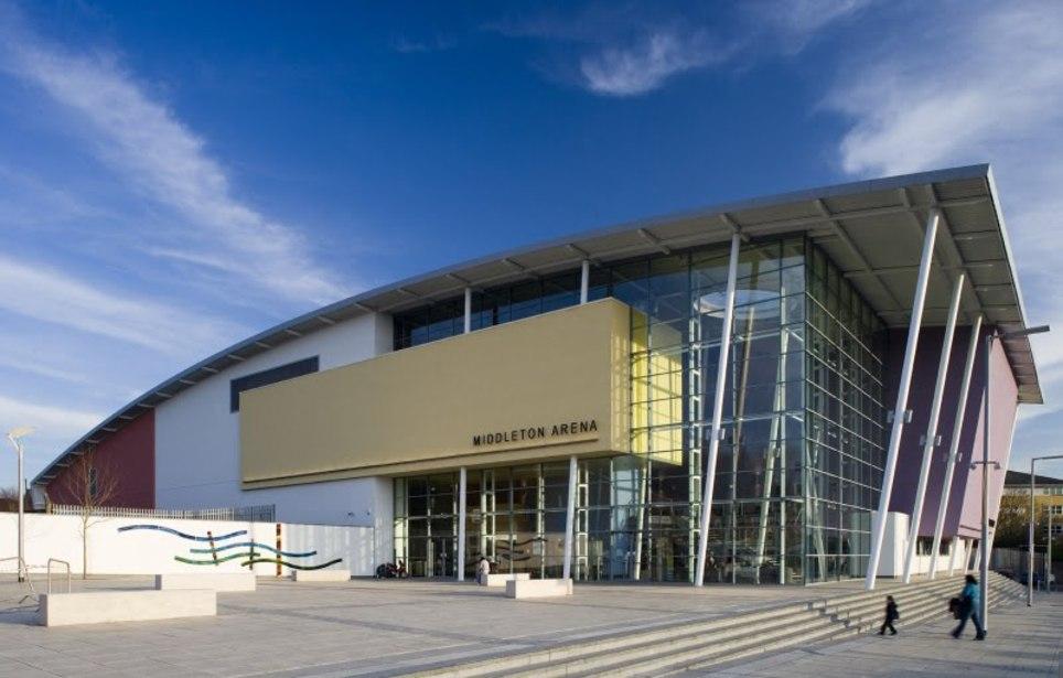 New Gym Stars Classes At Middleton Arena Total Gymnastics Academies Ltd
